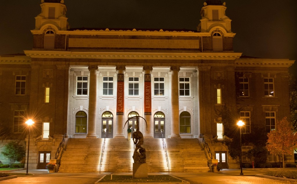 Carnegie at night