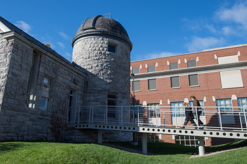 Orange Central Reunion Homecoming 2015 Dedication of Accessibility Ramp to Holden Observatory