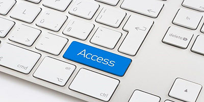 Mac keyboard access
