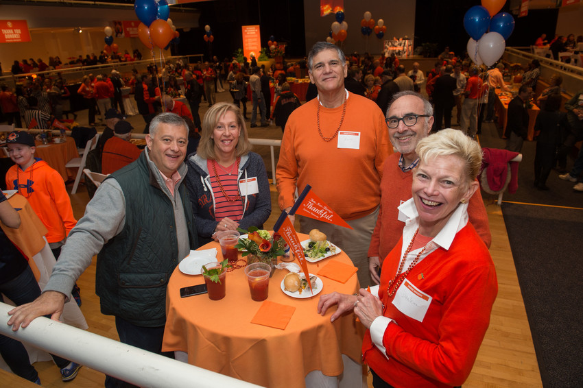 Orange Central Reunion Homecoming 2015 Donor Tailgate