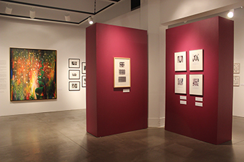 "The ""Continuum"" exhibition showcases Point of Contact's history through its collection of art."