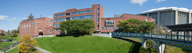 The new home of the Falk College of asdfasdf