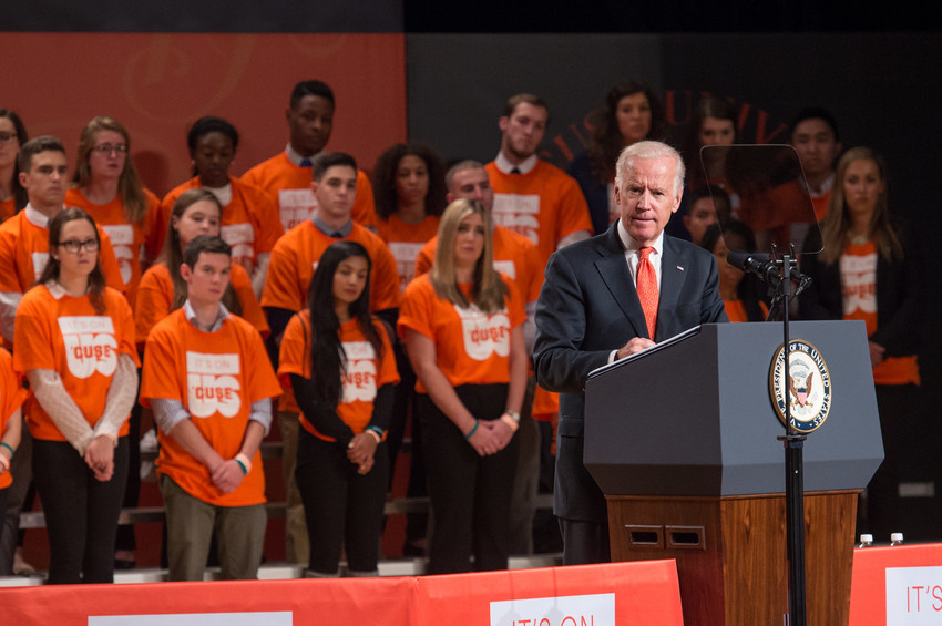 Vice President Joseph Joe Biden Speaking