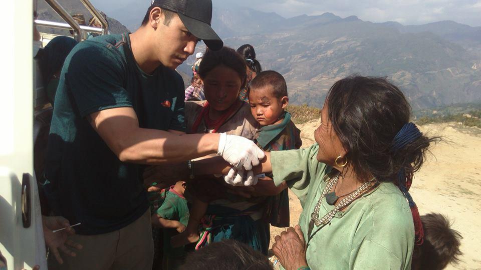 Brian Kam.Nepal