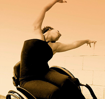 "This image is from the poster for ""Invitation to Dance"" documentary to be screened at Schine Student Center Dec. 1."