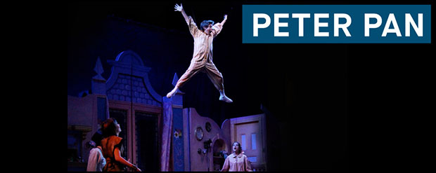 Peter Pan Horizontal Web Banner