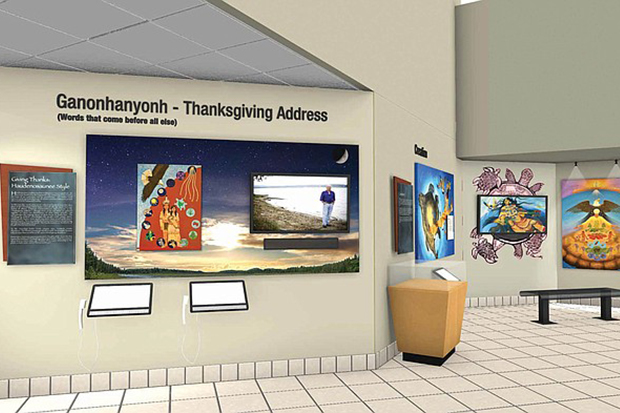 The Ska-Nonh Open Day celebration will take place Saturday, Nov. 14, from 10 a.m. to 4 p.m.