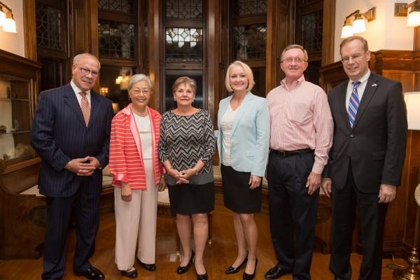 Johnson Family Scholarship Donation Dinner