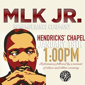 MLK Remembrance Flyer