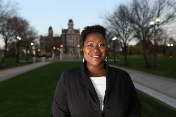 Danielle Reed '16 will serve as student speaker for this year's Dr. King Celebration.
