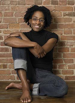 Jacqueline Woodson (Photo by Marty Umans)