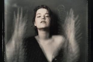 "Pavel Banka, ""Portrait with Rising Spirit,"" 1986"