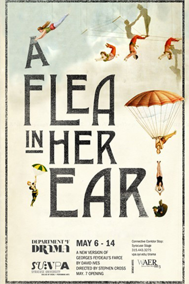 A Flea in Her Ear poster