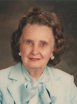 Dorothea Ilgen Shaffer