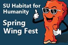 Syracuse H4H Spring Wing Fest