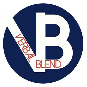Verbal Blend logo