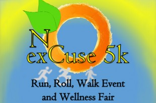 No exCuse 5k Run, Roll, Walk and Wellness Fair