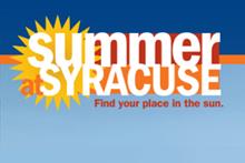 Summer at Syracuse