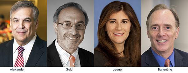New Board of Trustees members