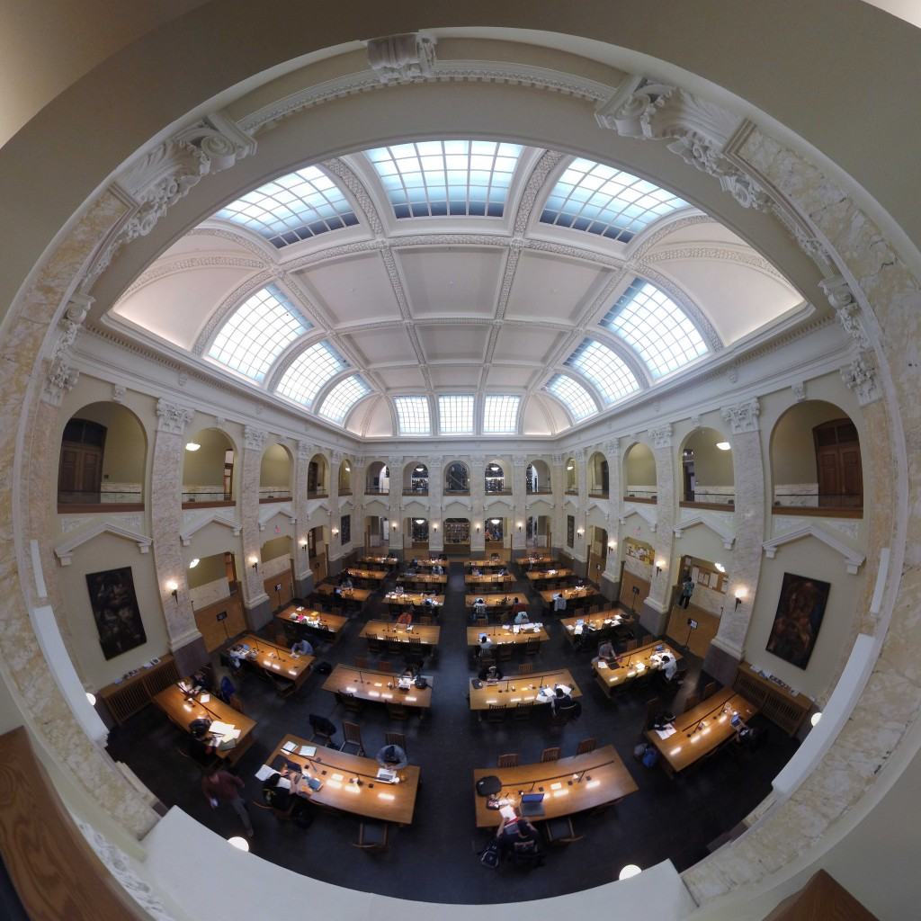 Carnegie Library 360°