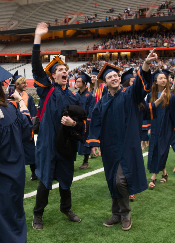 Syracuse Graduation 2018