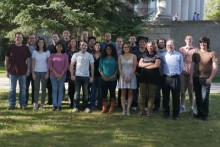 Members of the Gravitational Wave Group