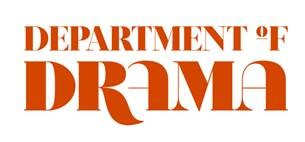 Department of Drama logo