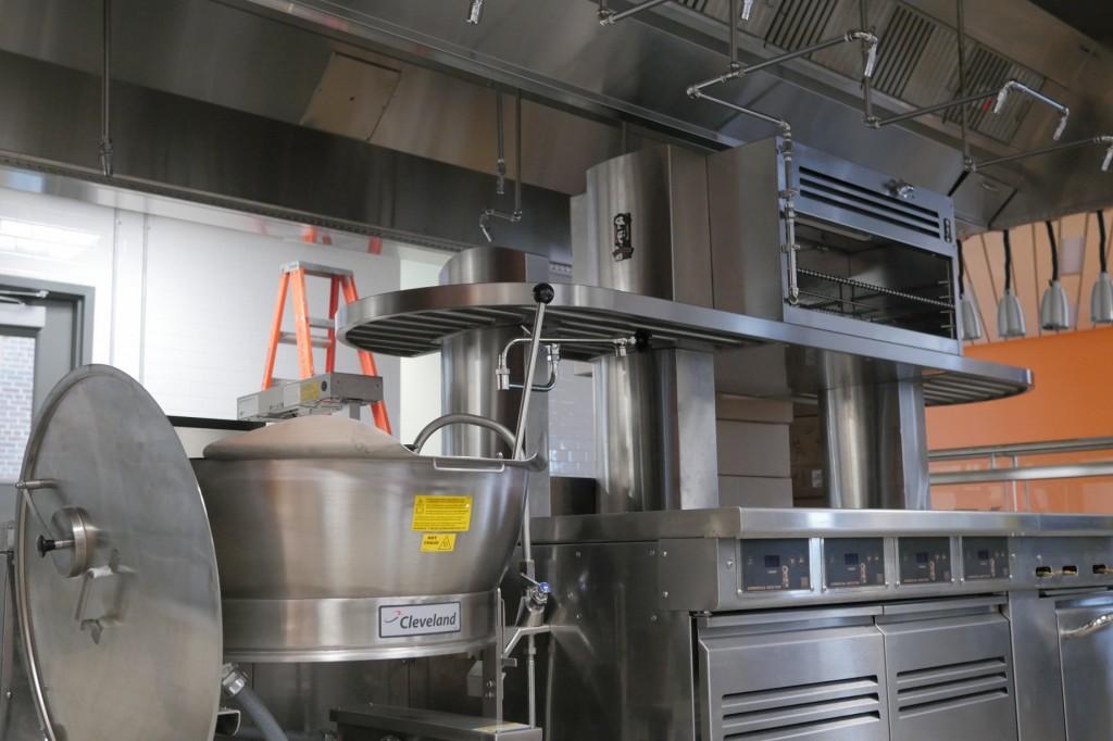Falk kitchen equipment