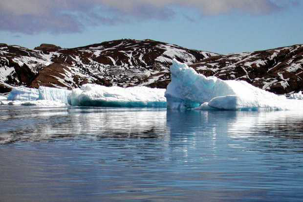 Earth scientists in the College of Arts and Sciences are studying the effects of seasonal precipitation and runoff, as well as temperature on fossil shells found on Seymour Island's La Meseta Formation, off the coast of the Antarctic Peninsula.
