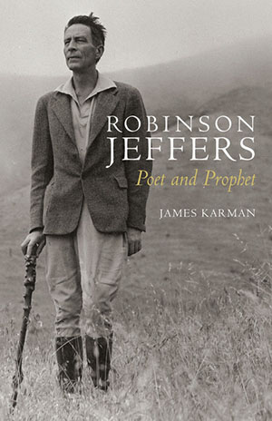 cover of one of Karman's Jeffers books