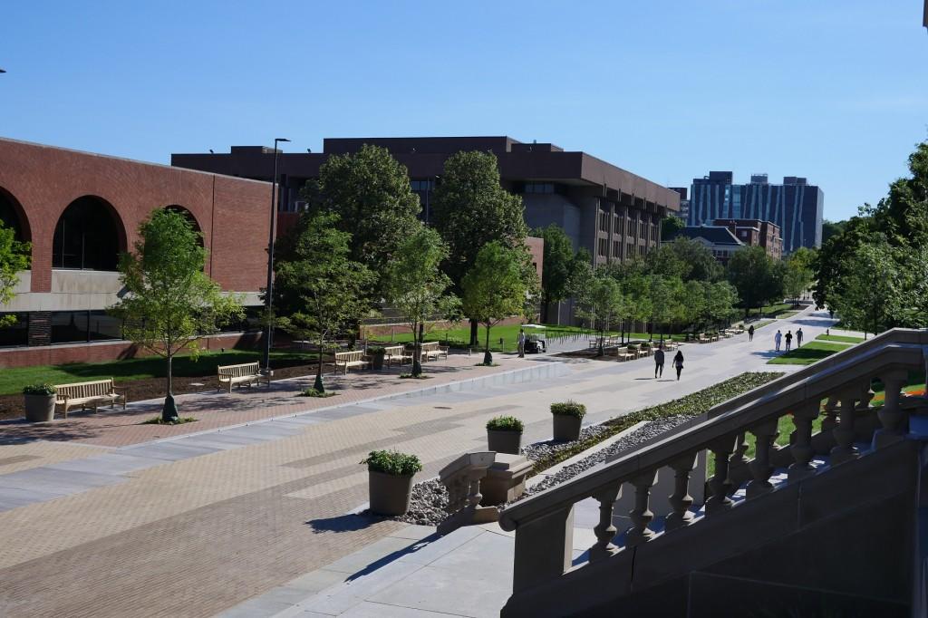 University Promenade