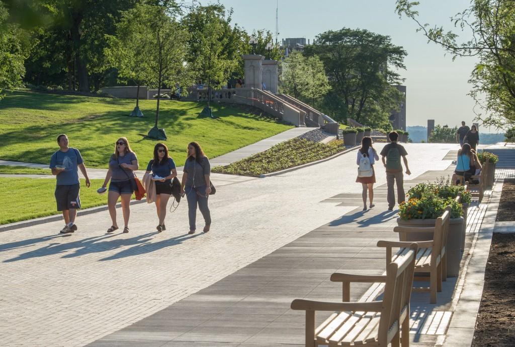 University Place Promenade