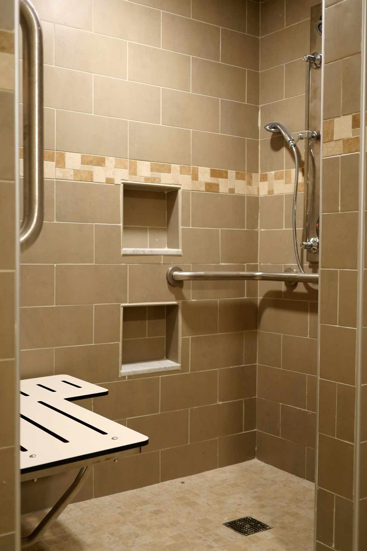 Top ten improvement projects on campus this summer for New bathroom 2016