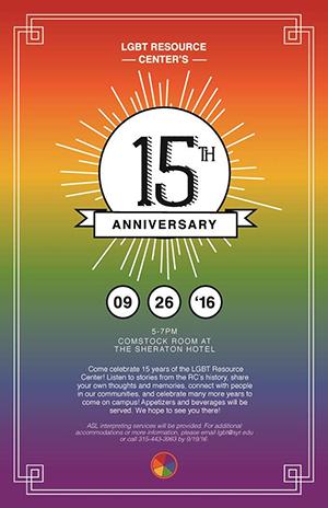 LGBT celebration