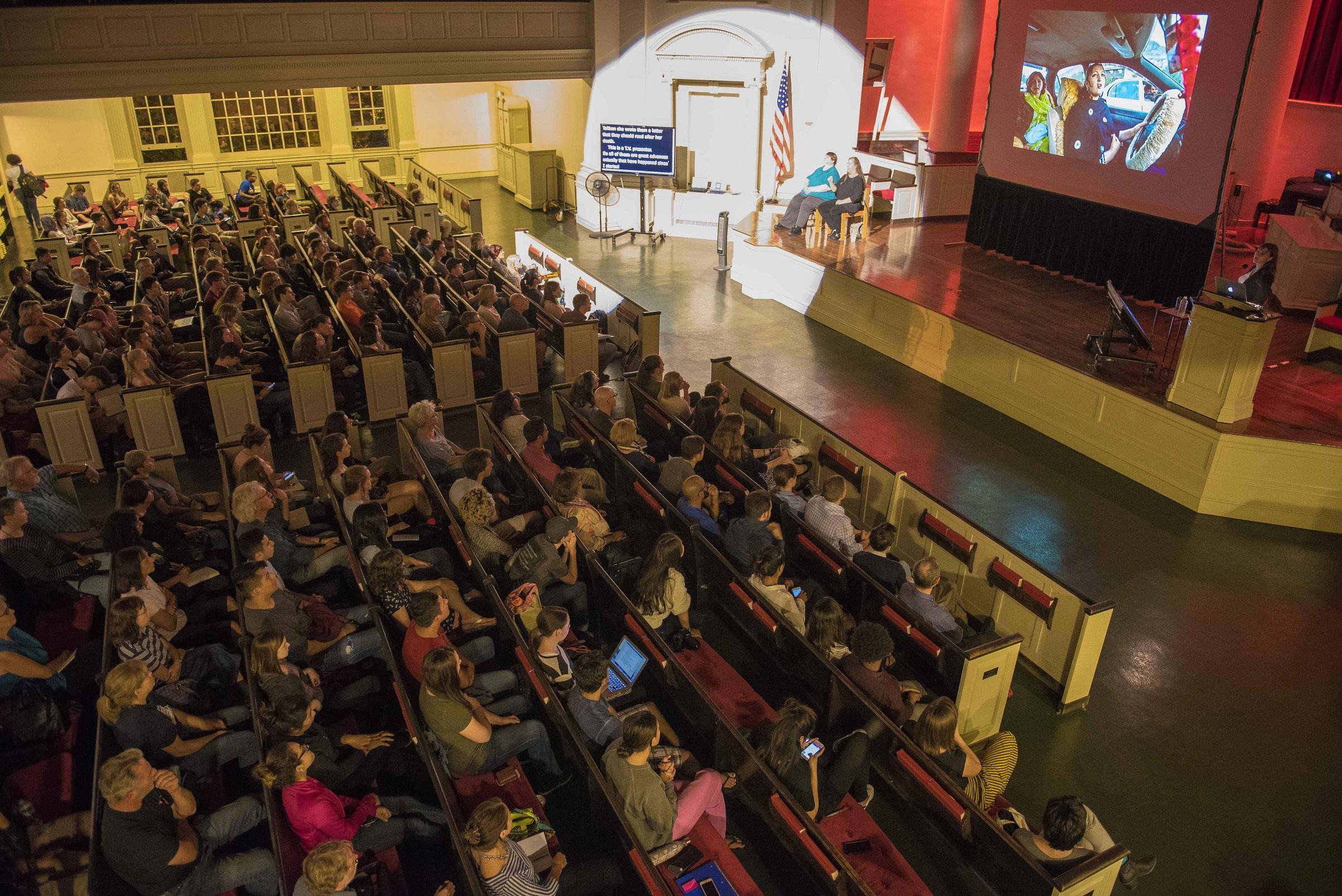 addario-university-lecture