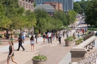 The University Promenade