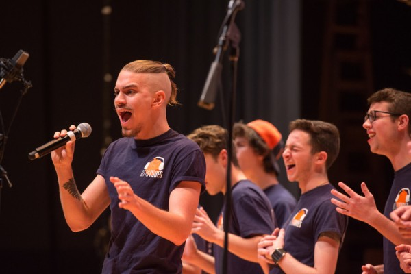 Family Weekend 2016 An A Cappella Afternoon