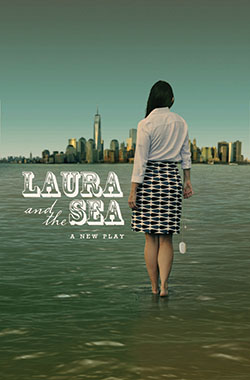 """Laura and the Sea"" poster"
