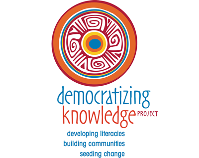 Democratizing Knowledge logo