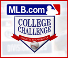 MLB College Challenge log