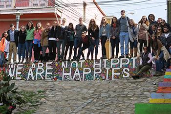 Nearly half of Syracuse University students asdfasdf (Photo by Paula Morticorena)
