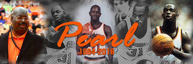 Pearl Washington collage