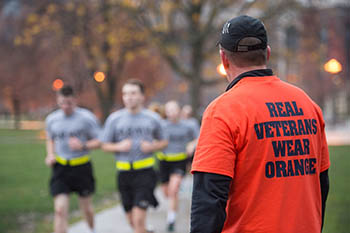 Syracuse University was recently named by Military Times as the #1 private school for military veterans.