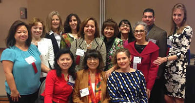 TESOL attendees