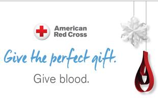 American Red Cross, give blood