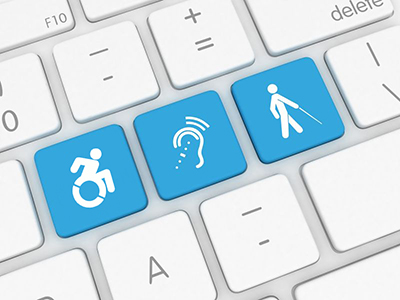 accessibility icon keyboard