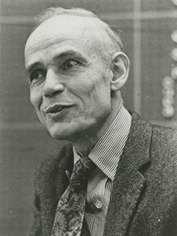 Huston Smith in 1973