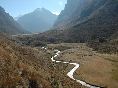 Peru's Cordillera Blanca