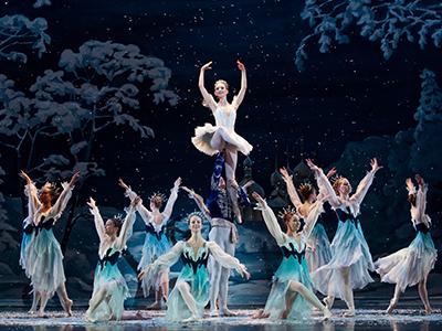 """Atlana Ballet performs """"The Nutcracker."""""""