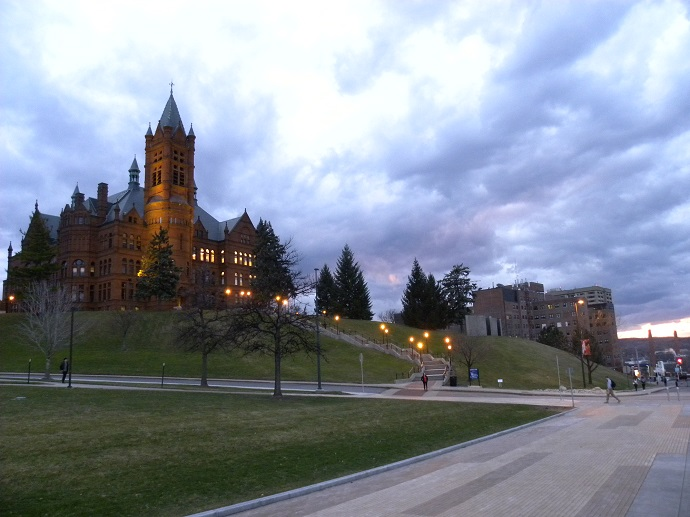 Crouse College